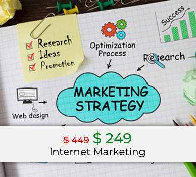 internet marketing startup